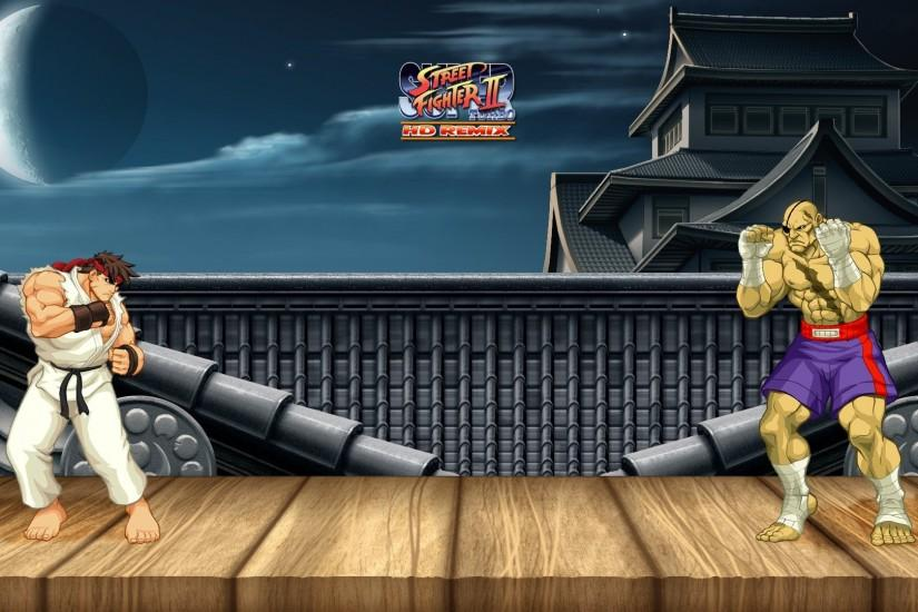 cool street fighter wallpaper 1920x1080 for retina
