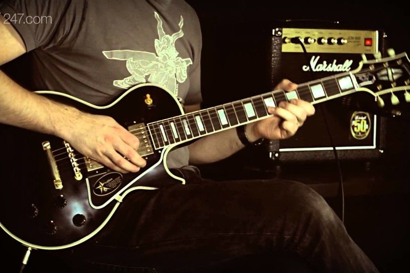 Gibson 1957 Les Paul Custom 3 Pickup VOS Electric Guitar Tone Demo - YouTube