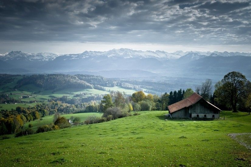 landscapes swiss Background for windows 7. vladstudio tv heads wallpaper