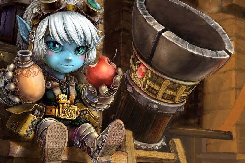 Tristana - League of Legends HD Wallpaper 1920x1080 Tristana ...