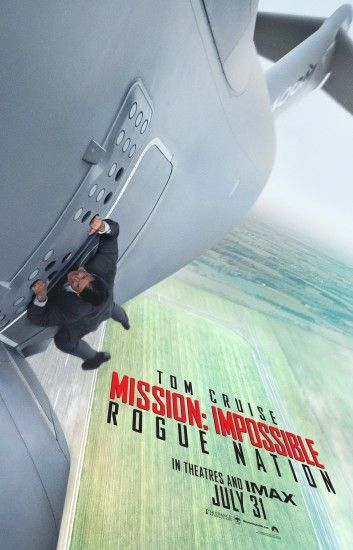 Mission Impossible Rogue Nation Movie Wallpapers