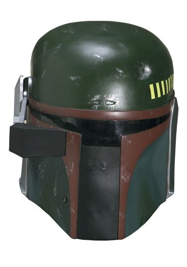 Boba Fett Helmet Dented version JMDTDET by rafalworks 1750×2500