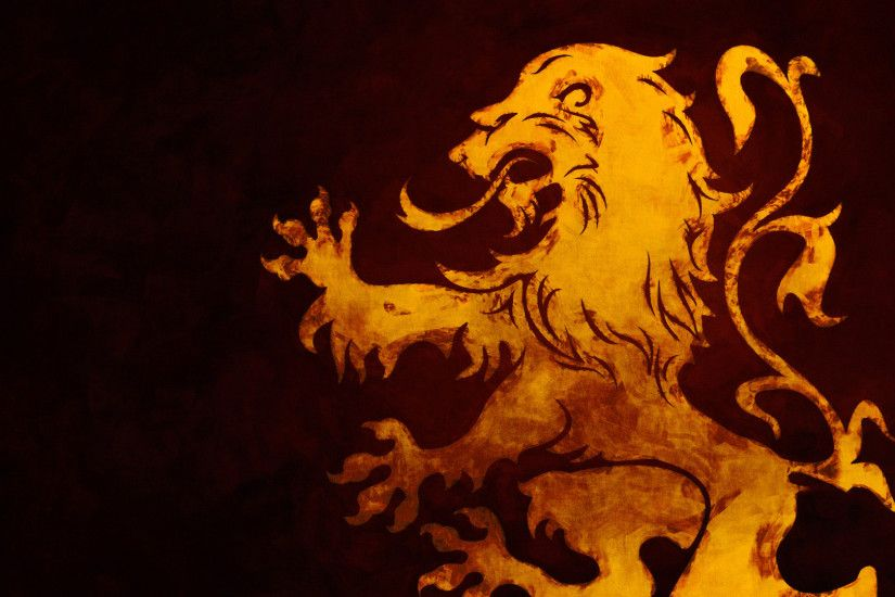 HD Wallpapers House Lannister