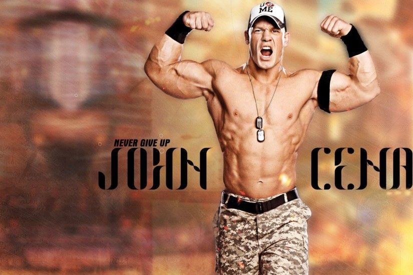 John Cena WWE 2014 Star Wallpaper Wide or HD