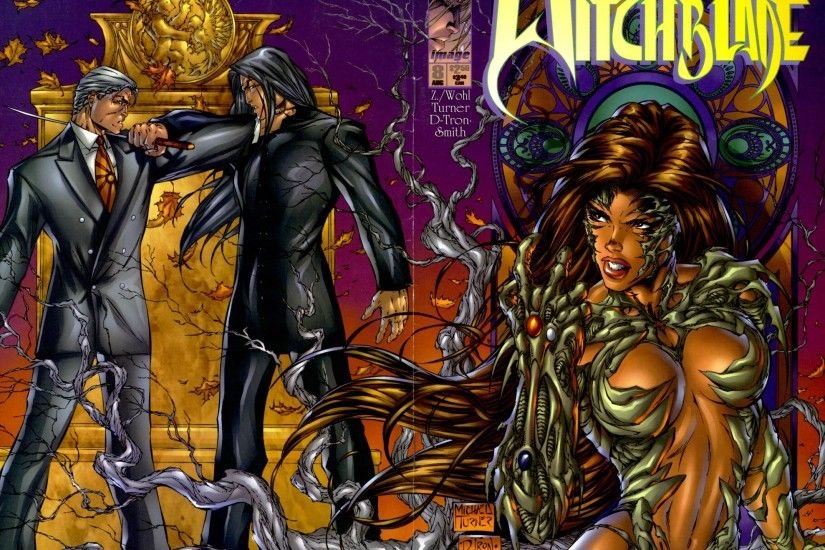 Witchblade 8 | Top Cow Universe Wiki | Fandom powered by Wikia