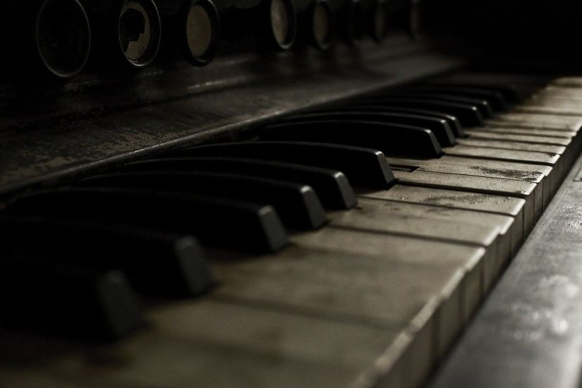 Piano Forgotten Wallpapers Free HD