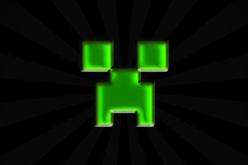 Res: 1920x1200, MINECRAFT CREEPER WALLPAPER. 1920x1200 MINECRAFT CREEPER  WALLPAPER