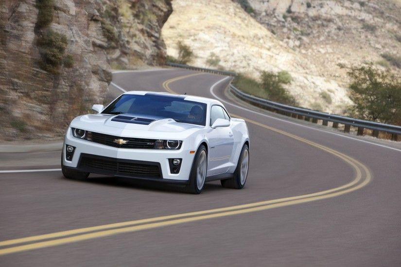 Chevrolet Camaro Wallpapers High Quality | Download Free