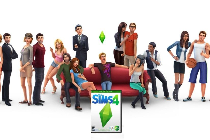 2016-02-21 - Free Awesome The Sims 4 wallpaper - #1301729