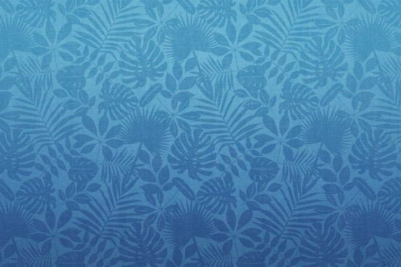 Blue Hawaiian printing-Mac OS Wallpaper - 1920x1200 .