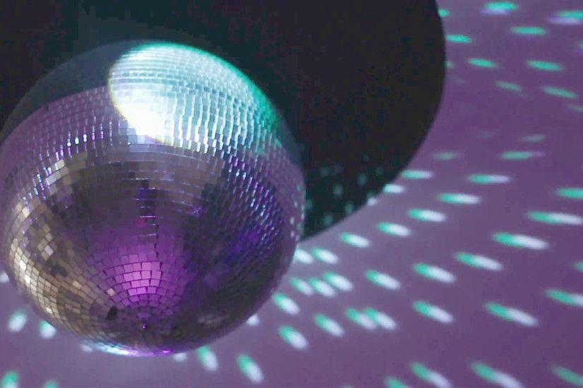 Mirror disco ball with light reflection on the ceiling Stock Video Footage  - VideoBlocks