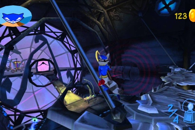 Sly 2: Band of Thieves 100% - #71 - Anatomy for Disaster - Blimp HQ Recon
