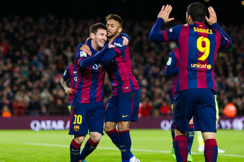 Luis Suarez and Neymar have helped Messi reach his best, says Diego Simeone