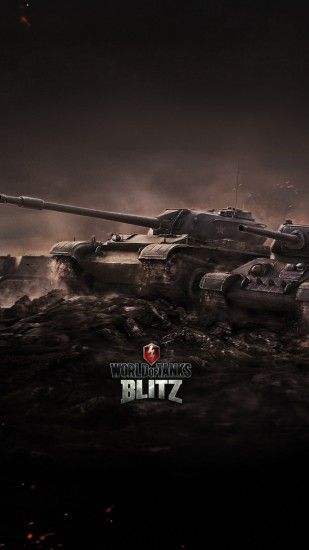 1080x1920 Wallpaper world of tanks blitz, world of tanks, su-152, t