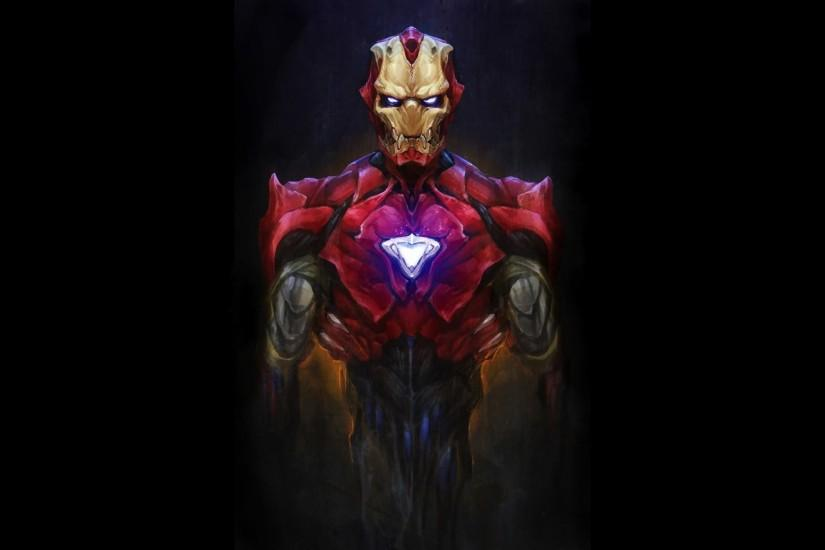 iron man wallpaper 1920x1080 smartphone