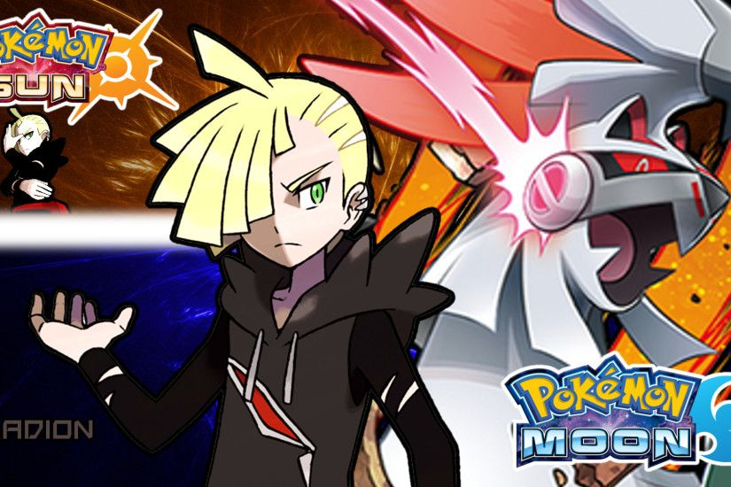 Gladion Wallpaper by MattPlaysVG Pokemon Sun AND Moon! Gladion Wallpaper by  MattPlaysVG