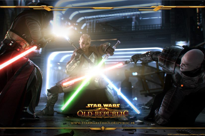 The Old Republic Wallpaper