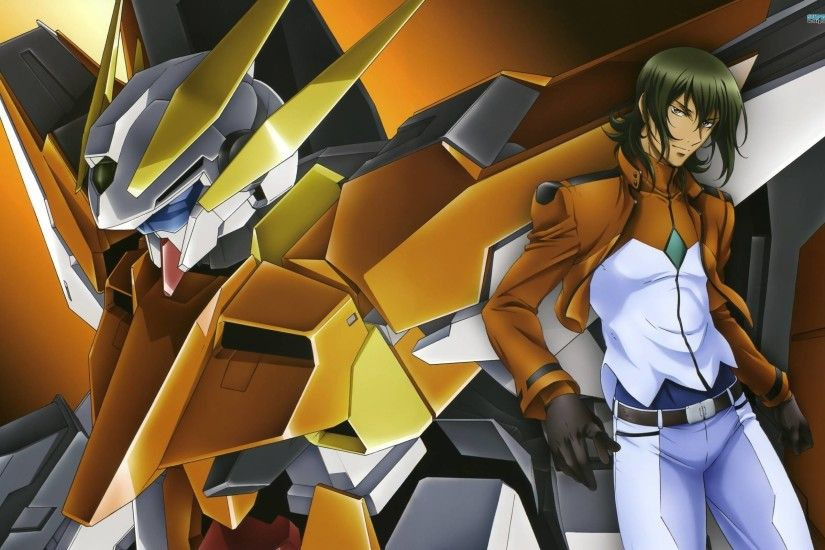 Mobile Suit Gundam 00 wallpaper - Anime wallpapers - #7164