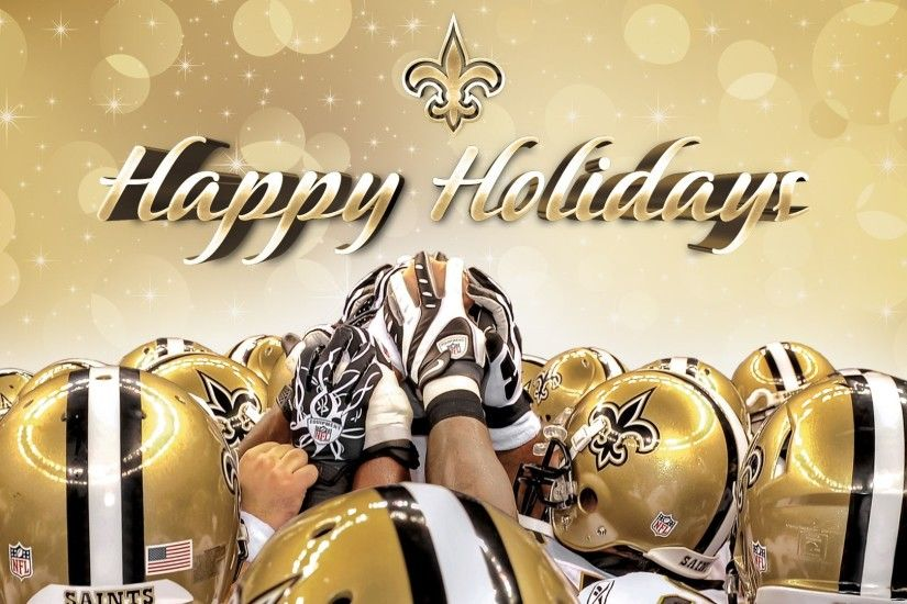 new orleans saints happy holidays desktop wallpapers 4k high definition  windows 10 mac apple colourful images download wallpaper free 1920×1080  Wallpaper HD