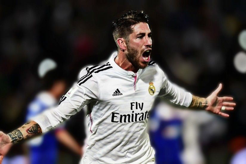 sergio ramos real madrid Wallpapers HD / Desktop and Mobile Backgrounds