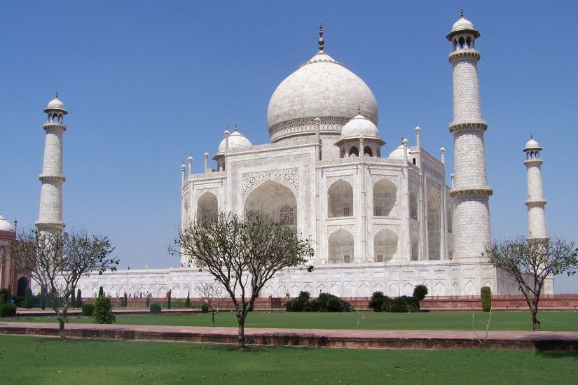 Taj Mahal Full HD Pictures 3