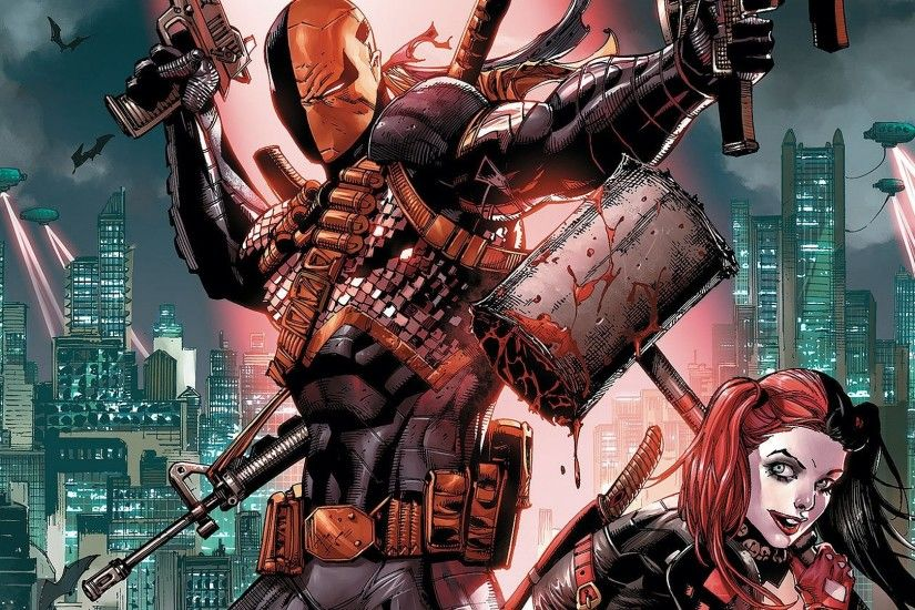 Deathstroke Wallpapers Photo