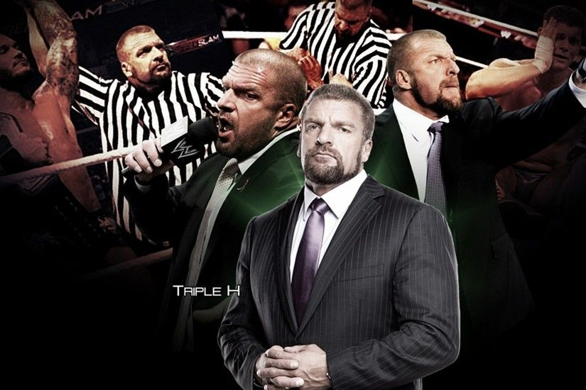 Triple H Wallpaper. by RijulWallpapers Triple H Wallpaper. by  RijulWallpapers