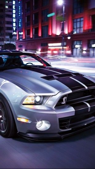 Ford Mustang 640x1334 px