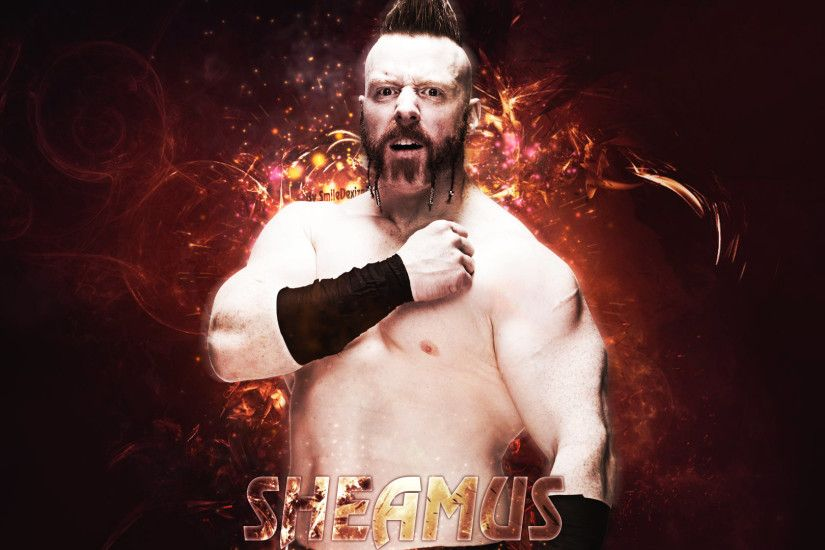 WWE Wrestler Sheamus Full HD 1080p