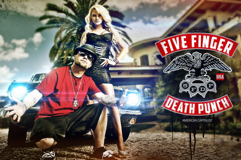 Five Finger Death Punch Music fanart fanart tv Source · Download