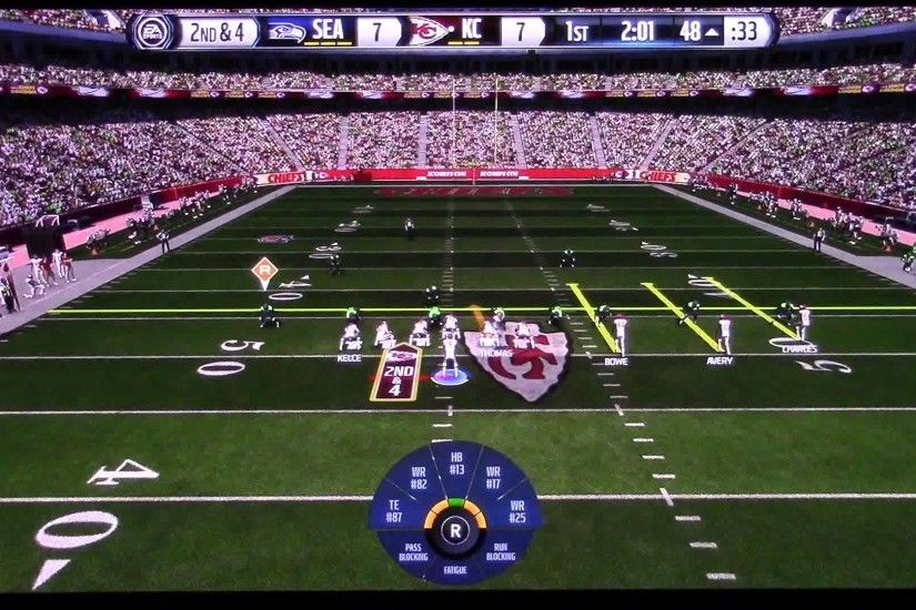 How to Use De'Anthony Thomas in Madden 16! Gameplay in Madden 15 - YouTube