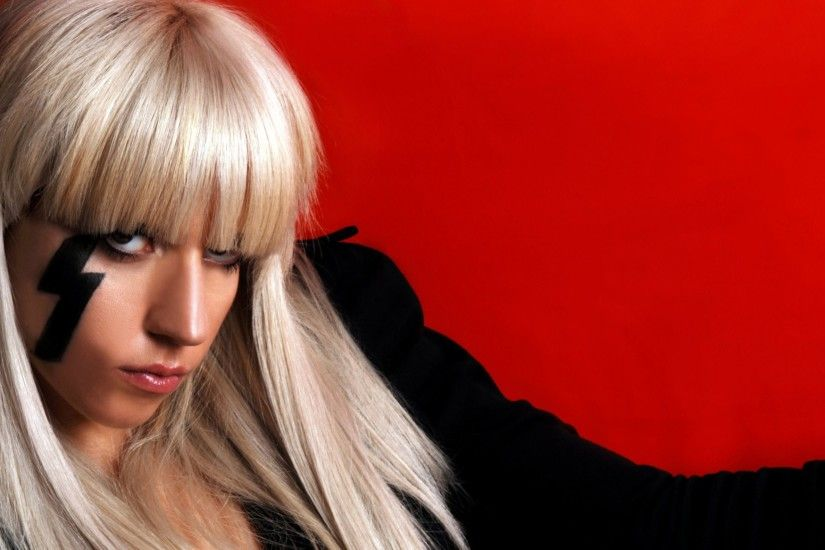 Lady Gaga American Singer HD Wallpaper