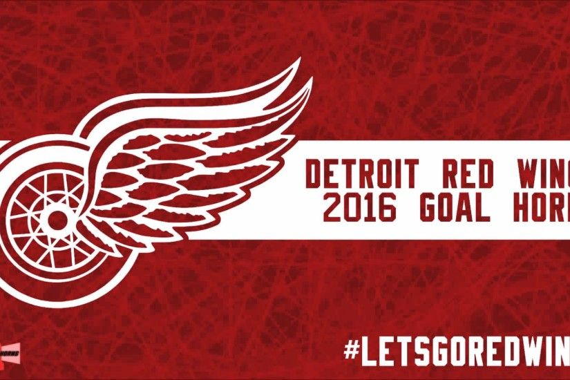 Detroit Red Wings 2016 Goal Horn