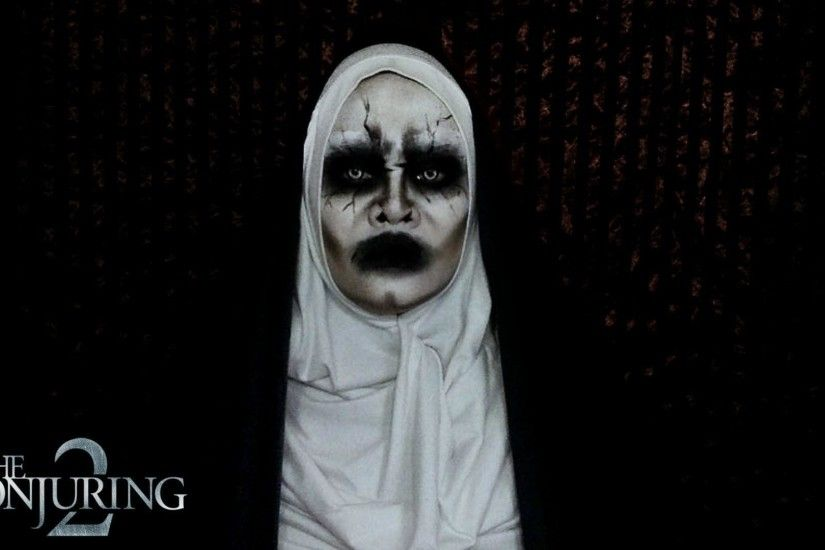 The Conjuring 2 Official 2016 ''VALAK'' Makeup Tutorial - YouTube