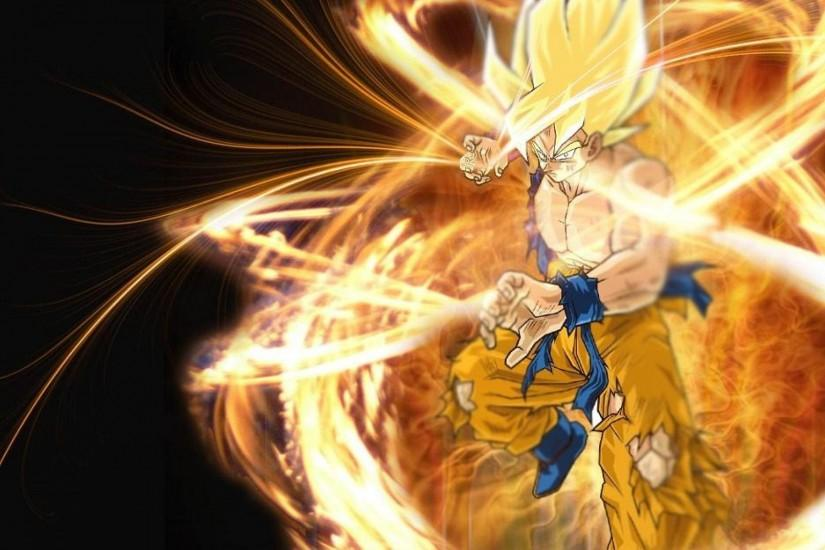 download goku wallpaper 1920x1200