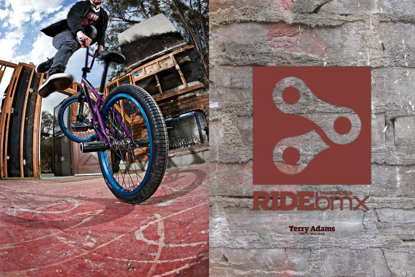 Ride BMX Wallpapers 2013