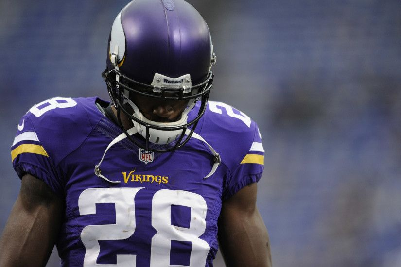 Vikings Adrian Peterson Will End Up Like Barry Sanders Unless Traded