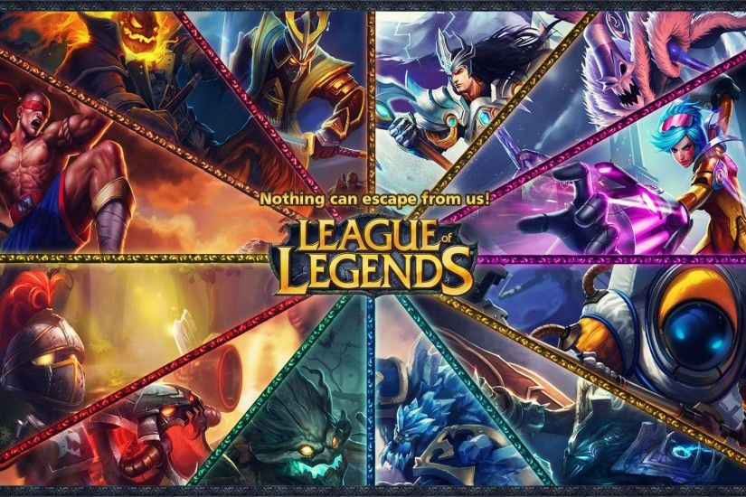 League Of Legends, Video Games, Champions League, Nautilus, Lee Sin, Hecarim