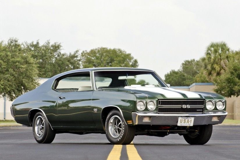1970 Chevrolet Chevelle SS 454 Hardtop Coupe muscle classic s-s c