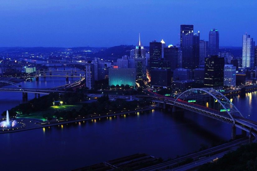 HD Wallpaper | Background ID:428758. 1920x1200 Man Made Pittsburgh