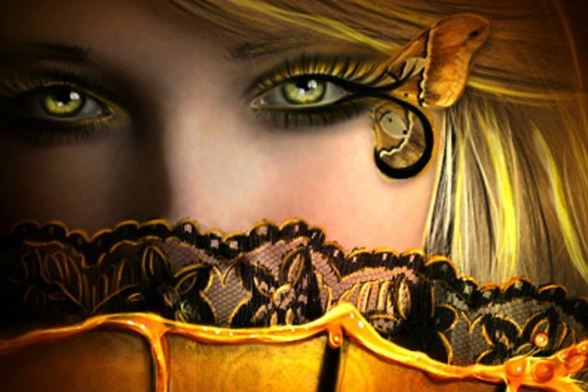 Explore Amazing Eyes, Beautiful Eyes, and more! fairy fantasy art |  Wallpapers ...