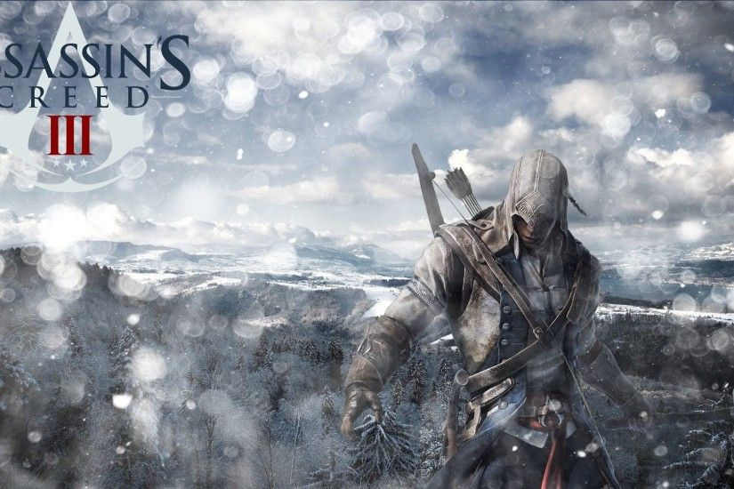 Assassin's Creed III HD desktop wallpaper : Widescreen : High .