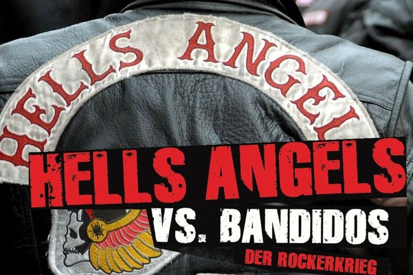 """HELLS ANGELS vs. BANDIDOS - Der Rockerkrieg"" 