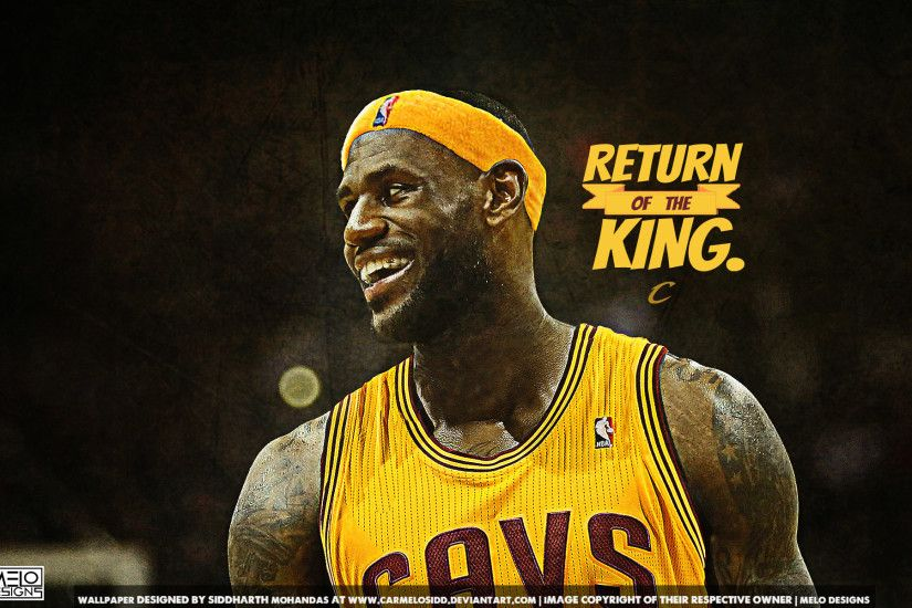 Creative LeBron James 2015 Pic in FHDQ