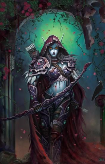 Sylvanas Windrunner - WoWWiki - Your guide to the World of Warcraft
