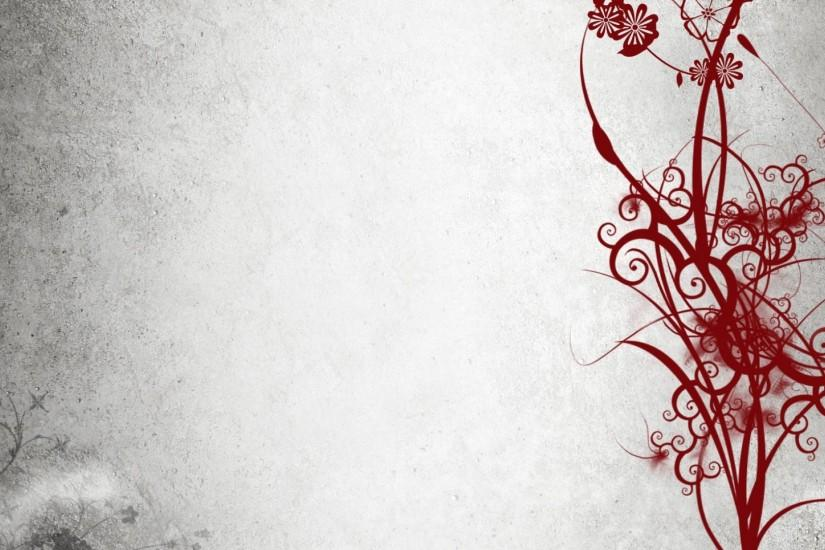 1920x1080 Wallpaper abstract, black, white, red