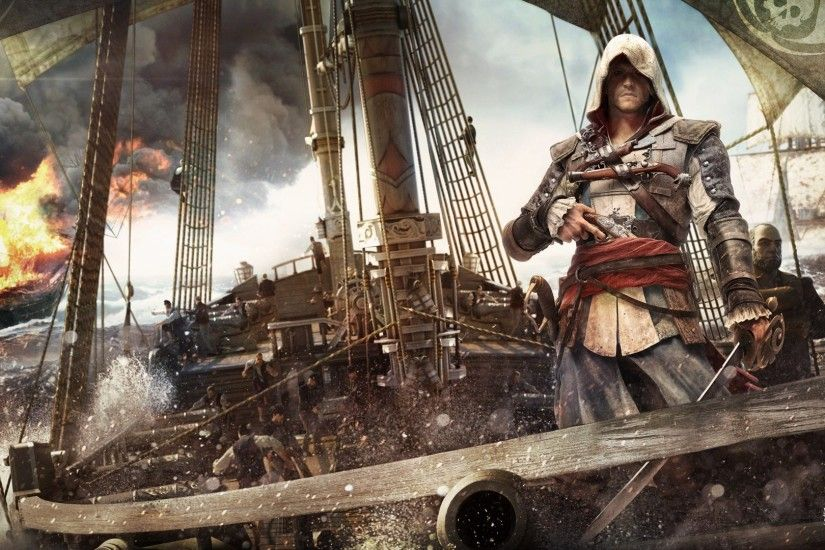 Assassins Creed IV Black Flag Game Wallpapers | Wallpapers HD