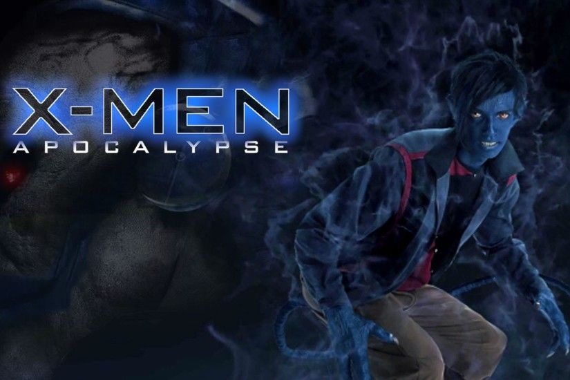 First Look At Nightcrawler In X-MEN: APOCALYPSE - AMC Movie News - YouTube