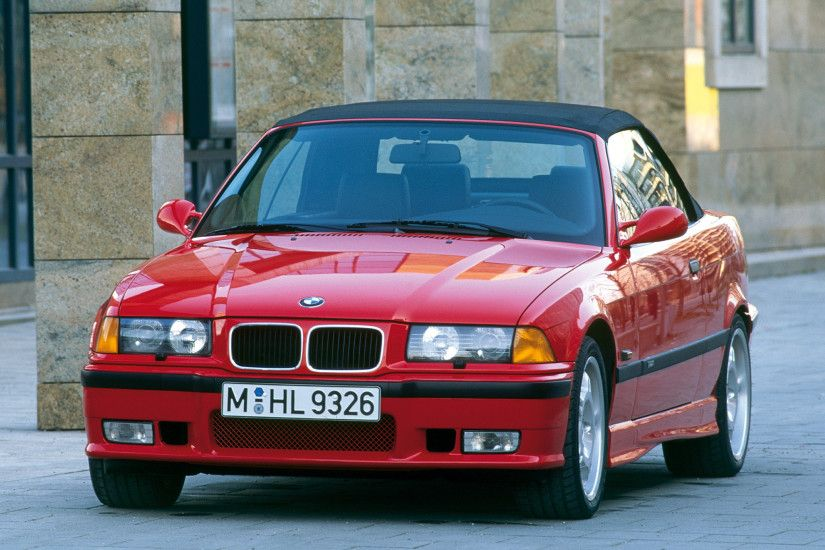 BMW M3 Cabrio (E36) '1994–99 wallpaper