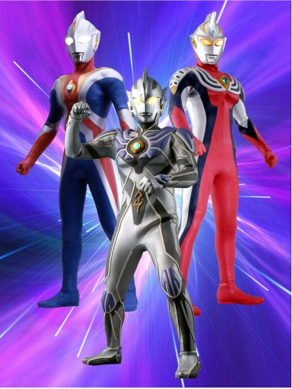 Ultraman Cosmos vs U